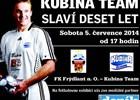 Kubina Team oslaví desáté narozeniny: do Frýdlantu přijede i Jankulovski!