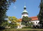 Muzeum na zámku je do podzimu 2015 uzavřeno