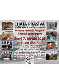 7. 6. 2016 - 4. 7. 2016 Chata Prašivá