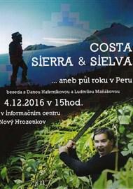 4. 12. 2016 Costa Sierra & Sielva ... aneb půl roku v Peru