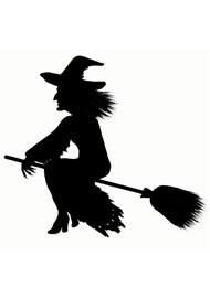 29. 4. 2017 Slet čarodějnic na hukvaldský hrad 2017