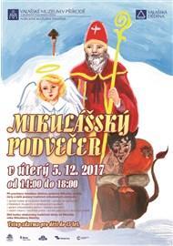 MIKULÁŠSKÝ PODVEČER 2017