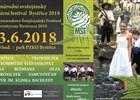 Mezinárodní svatojánský folklórní festival Bystřice 2018