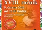 BESKYDSKÁ HELIGONKA 2018