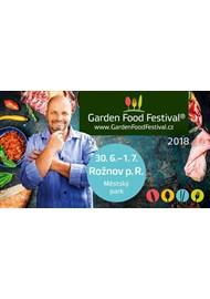 30. 6. 2018 Garden Food Festival