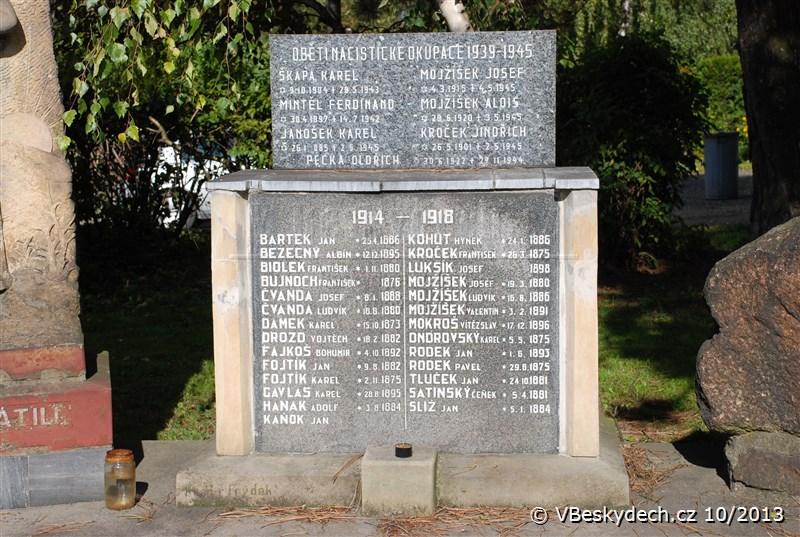 Pomník padlých