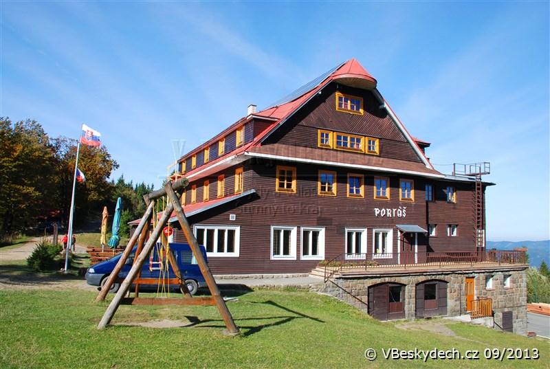 Horská chata Portáš