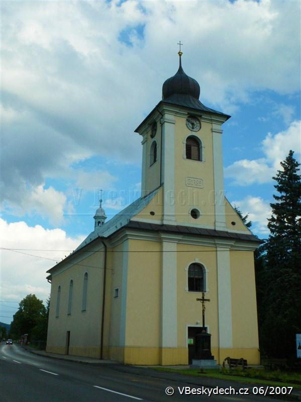 Římskokatolický kostel Nejsvětější Trojice