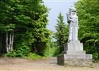 Radegast - socha