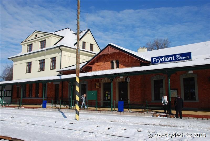 Železniční stanice Frýdlant nad Ostravicí