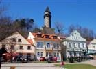 náměstí města Štramberk