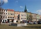 Zámecké náměstí ve Frýdku