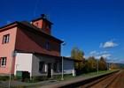 Železniční stanice Ostravice - zastávka
