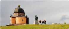 Na bájném vrchu Radhošti stojí poutní...