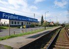 Železniční stanice Frýdlant nad Ostravicí-Nová Dědina