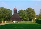 Dřevěný kostel sv. Michaela Archanděla