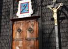 Dřevěný kostel Panny Marie na Gruni