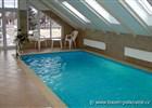 Krytý bazén Rodinné relaxační centrum Narcis