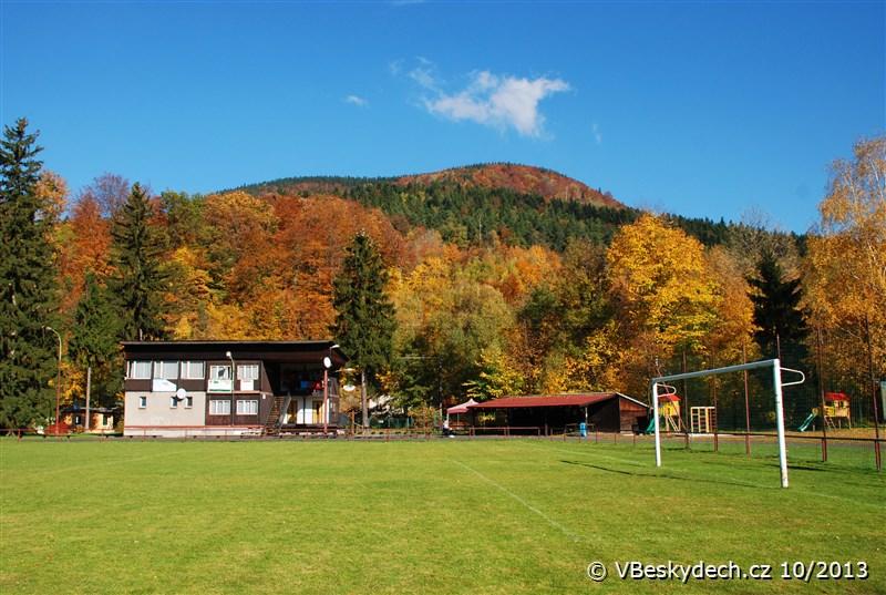 Fotbalové hřiště TJ Sokol