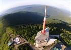 Lysá hora vrchol
