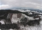 Palkovické hůrky - Chlebovice - rozhledna Panorama