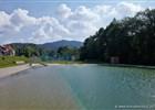Koupací biotop otevřen v Prostřední Bečvě