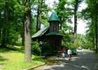 Dřevěná kaple Nejsvětější Panny Marie