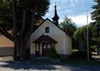 Kaple v centru obce Pstruží