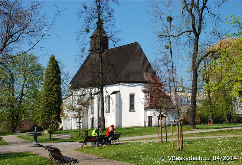 Kostel sv. Jošta