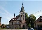 Kostel sv. Václava v Bašce