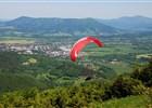 Paragliding Velký Javorník