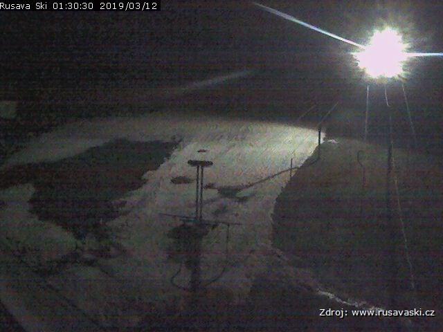 Ski areál Rusava