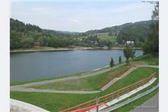 Vodní nádrž Bystřička