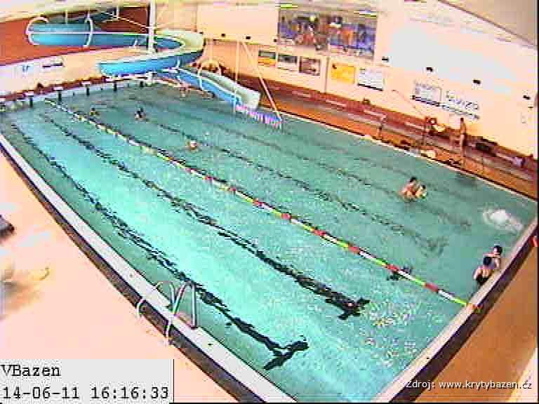 Krytý bazén - Rožnov pod Radhoštěm