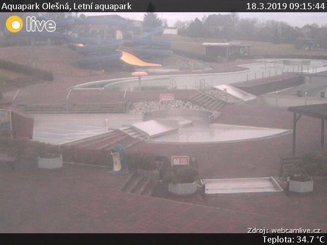 Aquapark Olešná - Frýdek-Místek