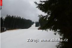 Ski areál Bílá - Velký padák
