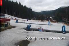 Ski areál Bílá - Škola SunSki
