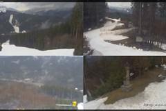 Ski areál Bílá - sdružený snímek