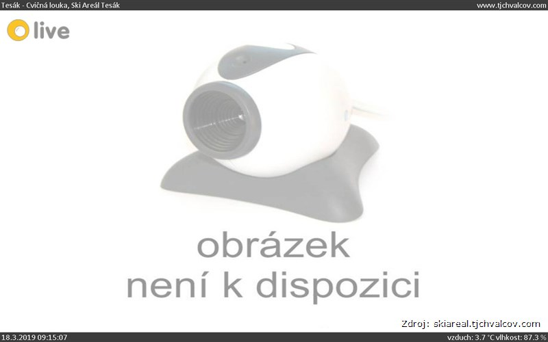 Ski areál Tesák - Rajnochovice