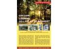Nová kniha Cestami lesními od Lysé až po Radhošt již ke koupi