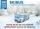 Skibus z Ostravy a Nového Jičína do stanice Staré Hamry