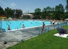 Nový rekreační bazén s atrakcemi
