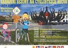 Zahájení sezóny na Cyklostezce Bečva už 25. dubna!