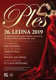 VI. Reprezentační ples města Frýdlant nad Ostravicí