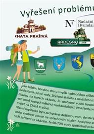 Slavnostní otevření ekologických WC na chatě Prašivá