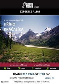 30.1.2020 Jiří Kráčalík - Expedice Altaj