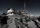 Radiokomunikační věž na Lysé hoře