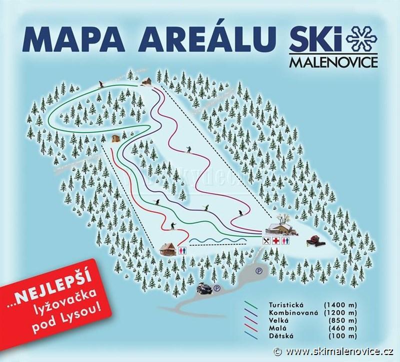 Ski Malenovice
