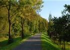 Cyklistická trasa Ostrava - Beskydy, úsek Baška-Ostravice