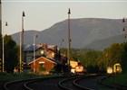 Železniční stanice Frenštát pod Radhoštěm